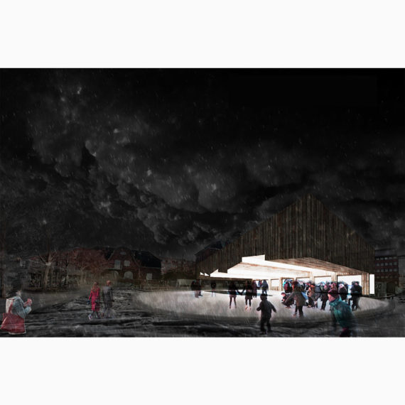 Architettura spazi pubblici - Winter Light - Vista